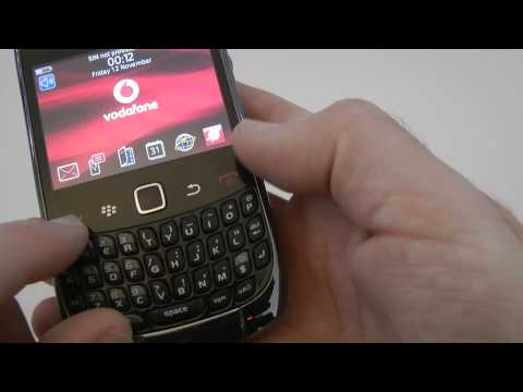 Blackberry Curve 9300 Overview