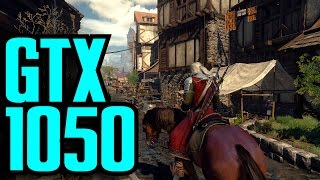 The Witcher 3 GTX 1050 2GB OC | 1080p - 900p & 720p - Ultra - High - Medium - Low | FRAME-RATE TEST
