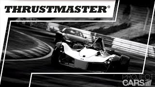 Thrustmaster & Project CARS: the ultimate racing experience