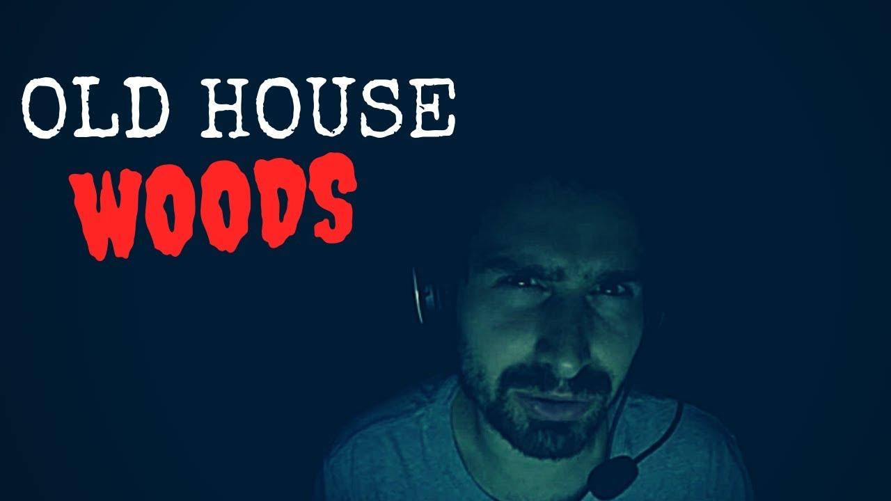 Livre Audio Horreur Pour Adultes Ecrit Conte Par Raphael Damain Old House Woods