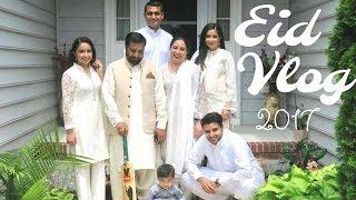 VLOG   My Families Eid Ul Fitr 2017