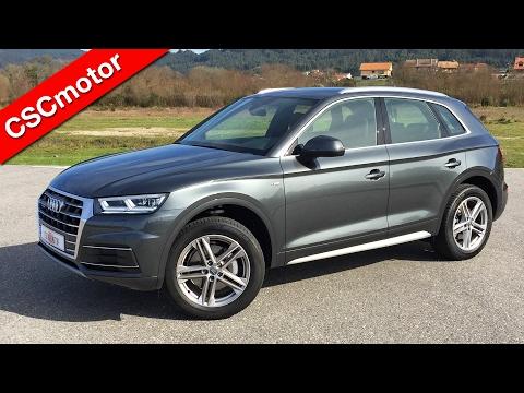 Audi Q5 - 2017   Revisión en profundidad y encendido