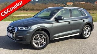Audi Q5 - 2017 | Revisión en profundidad y encendido