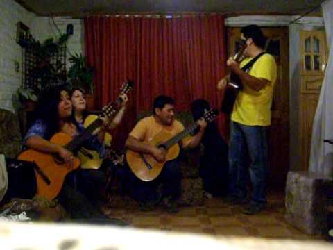 HIJO DE LLEGUA TORDILLA - VOCES DEL RIO