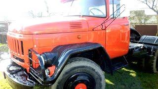 Парень из Америки правратил старый ЗИЛ-130 в новый грузовик