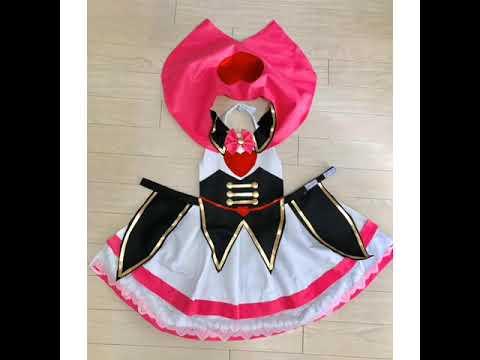 ミラージュ 衣装 手作り ファント Girls2(ガールズガールズ)ダイジョウブ!の衣装はどこで買える?手作りできないママが似たような洋服を選んでみた!