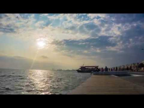 4K Timelapse - Thessaloniki, Greece