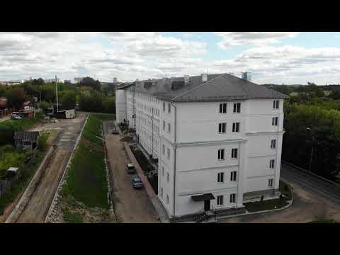 """ЖК """"Авиатор"""" г. Чехов, ул. Гарнаева д. 20"""