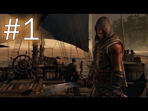 AC 4 Black Flag DLC - Freedom Cry #1 [FR][HD]