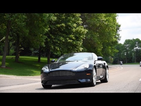 2015 Aston Martin DB9 Review | Morrie