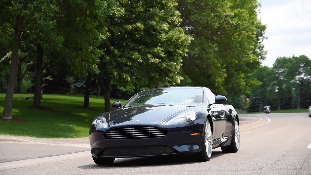 2015 aston martin db9 review | morrie's luxury auto - youtube