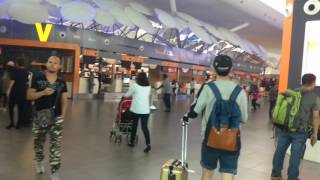 MALAYSIA AIRPORT TERMINAL KLIA2 LOW COST FLIGHTS