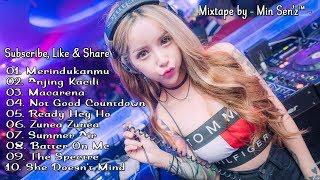 DJ MERINDUKANMU VS DJ ANJING KACILI VS MACARENA ( NEW BREAKBEAT NATION ) - Mixtape by Min Sen'z™