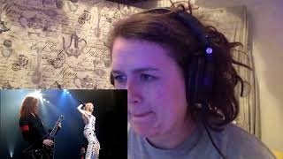 Reaction! Arch Enemy - Nemesis (Live In Tokyo, 2008)