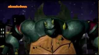 Χελωνονιντζάκια Slash [Nickelodeon Greece]