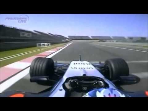McLaren MP4-20 - Pure Onboard Sound V10 Engine [2005 F1 season]
