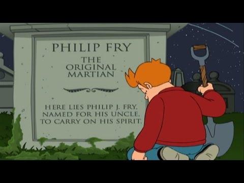 Luck Of The Fryish Ending.