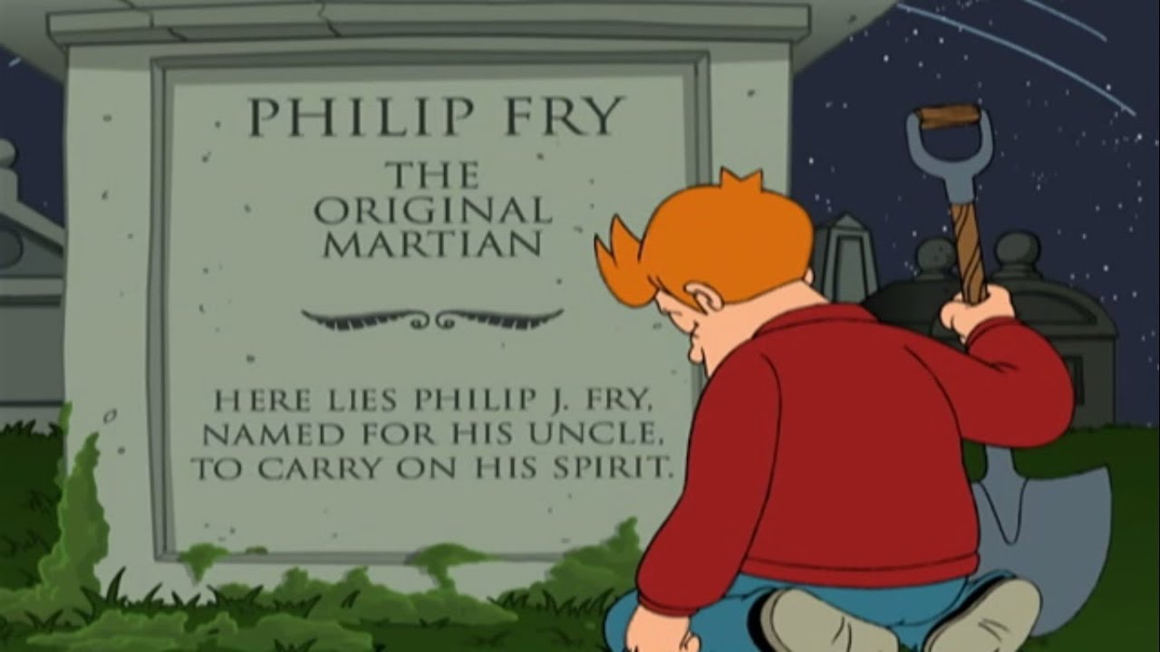Image result for The Luck of the Fryrish futurama