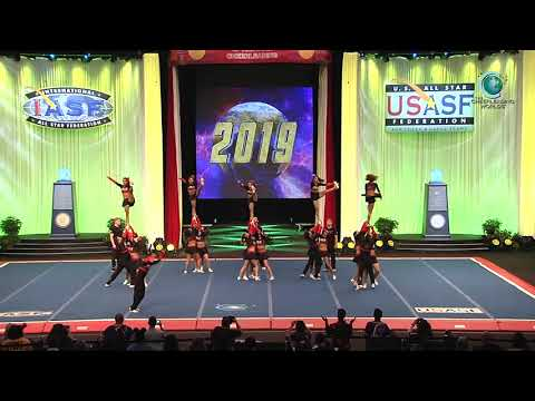 UPAC All Stars - Miss Panthers (Chile) [L6 International Open Small Coed - Finals]