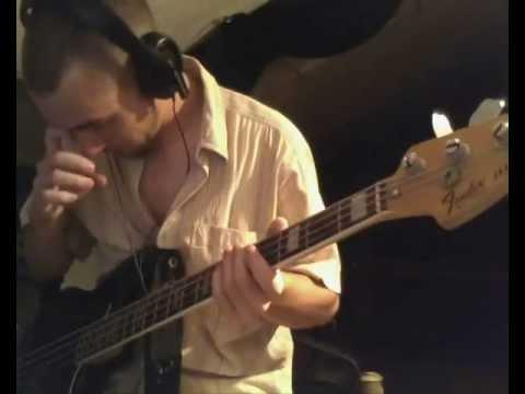 Faith No More - Crack Hitler Bass Cover