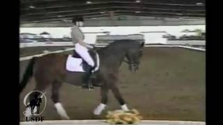 Isabell Werth at the 2001 USDF National Symposium: Lateral Work