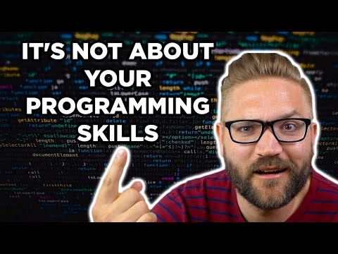 The KEY To Thinking Like a Programmer (Fix This Or Keep Struggling)