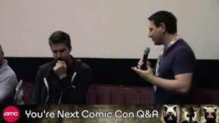 Comic Con '13 - YOU'RE NEXT Q&A Moderated by AMC Movie News