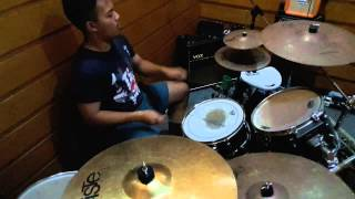 Drum solo by Yamaha Music Indonesia