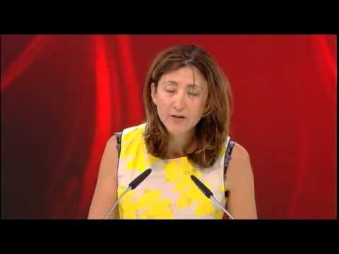 Speech by Ingrid Betancourt at Paris gathering of Iranians for democratic change, Villepinte 2014