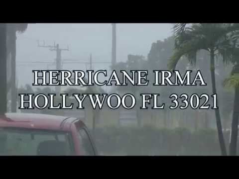 HURRICANE IRMA HOLLYWOOD FL 323021