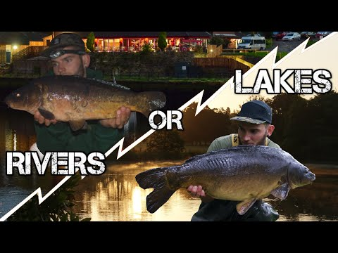 What Do You Prefer To Fish, Rivers Or Lakes?