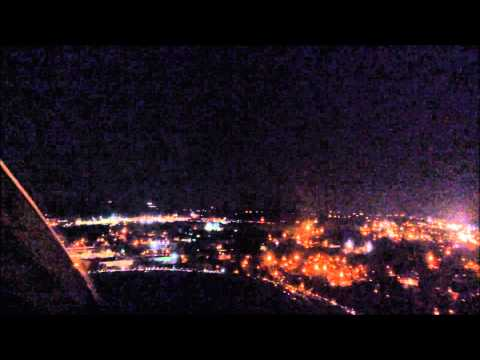 PDK Night Takeoff in the Twin Cessna 340