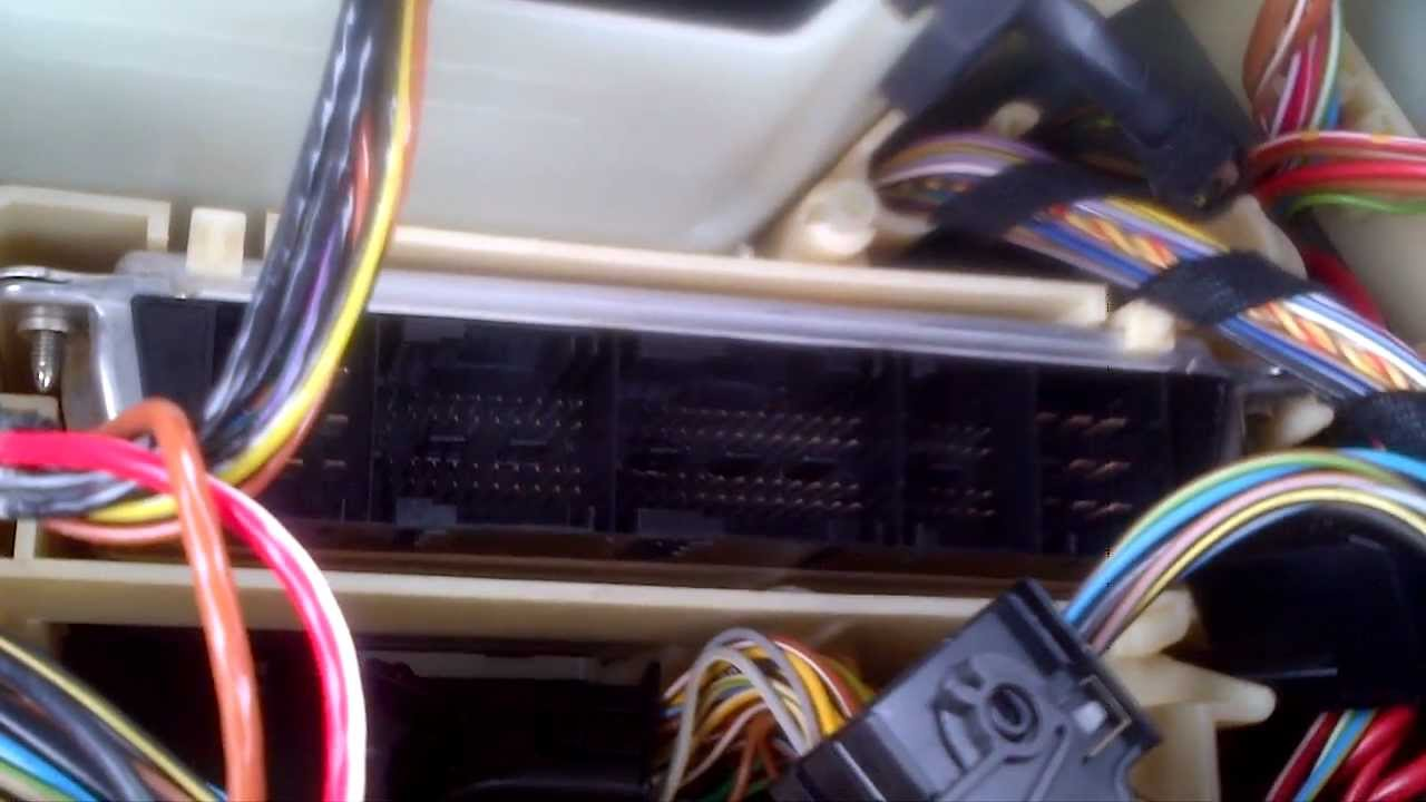 bmw e46 330 active autowerke ecu install