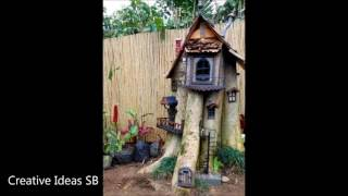 40 Creative Ideas For Home Decoration 2017 - From Recycle Tyres Pallet Stone Part.4