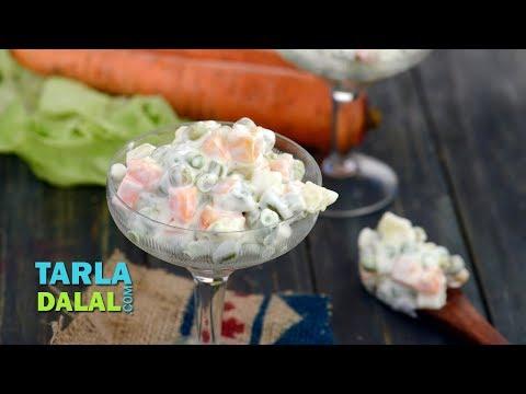 Russian Salad By Tarla Dalal
