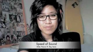 """Speed of Sound"" By Mike Posner ft. Big Sean (COVER) + FREE mp3 DOWNLOAD"