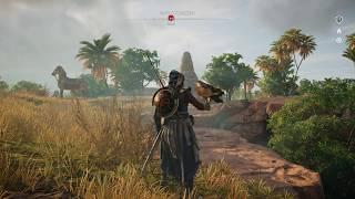 Assassin's Creed: Origins [Истоки] - Загадка папируса ''Разделенная долина''