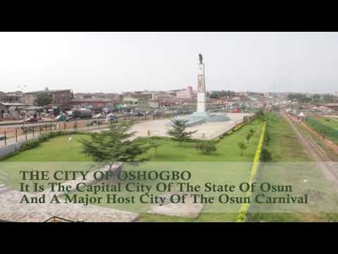 THE CITY OF OSHOGBO
