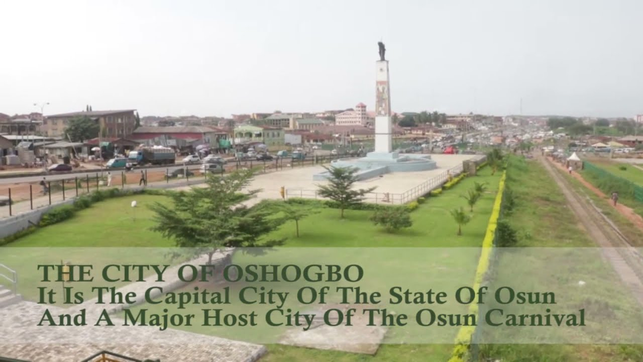 Download THE CITY OF OSHOGBO