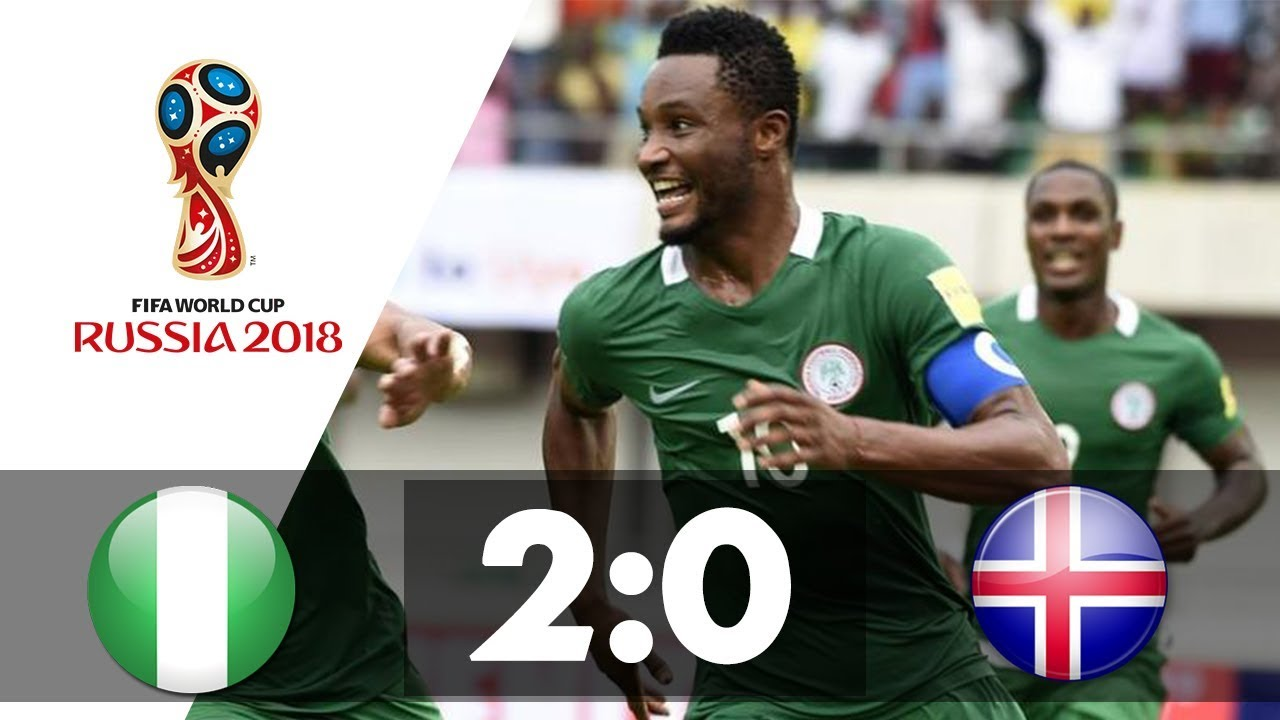 Download Nigeria v Iceland - 2018 FIFA World Cup Russia - (2:0) All Goals & Highlights Extended