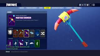 I sell my fortnite account at 20 pns, more than 300 euros of skin