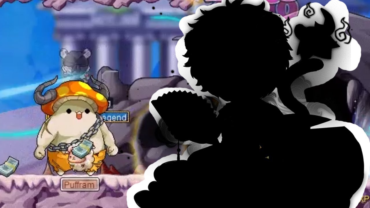 Training An Uncontrollable Thief To Level 200 | MapleStory | GMS