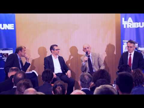 [La Tribune LAB] Débat : Usine du futur, nouveaux modèles économiques