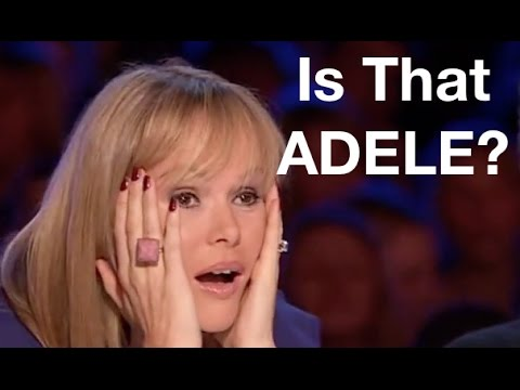 Thumbnail: Best of ADELE COVER on Got Talent and X Factor