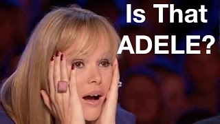 Repeat youtube video Best of ADELE COVER on Got Talent and X Factor