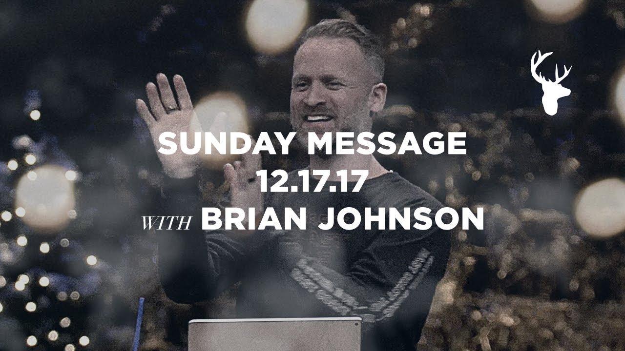 Offering God a Sacrifice of Praise - Brian Johnson Sermon from Bethel Church
