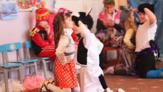 Танец кошек и мышек