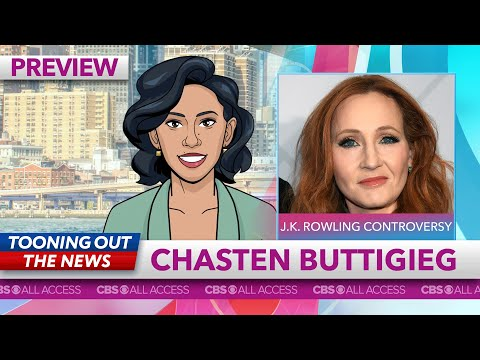 Virtue Signal and Chasten Buttigieg discuss J.K. Rowling's problematic novel