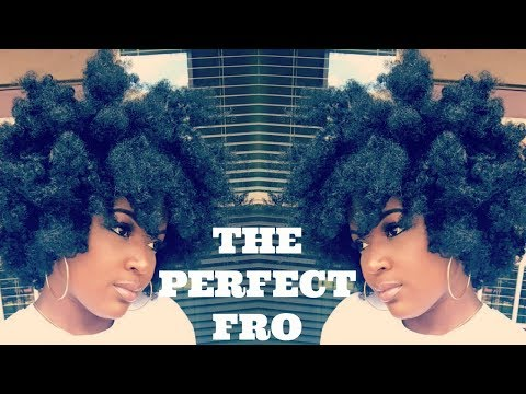THE PERFECT FRO Ft. Camille Rose Coconut Water Collection