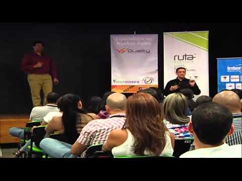 Agile Testing Conference in Medellin, Colombia (español traducida)